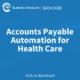 Accounts Payable for Health Care