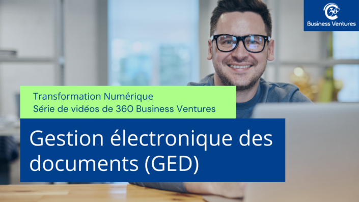 Gestion électronique des documents (GED)